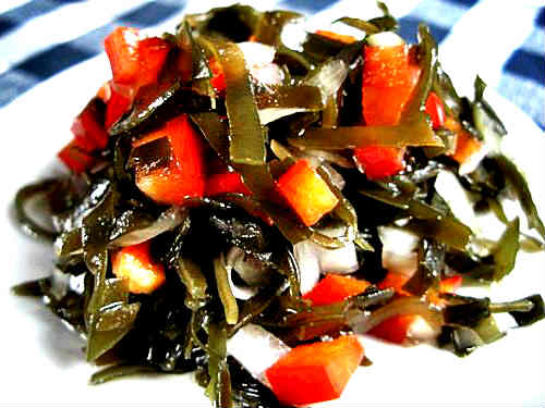 Marine cabbage and Bell Pepper Salad Recipe - photo