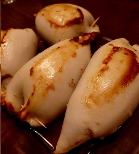 Stuffed Squid photo