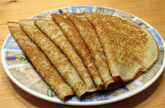 Dutch Pancakes Recipe