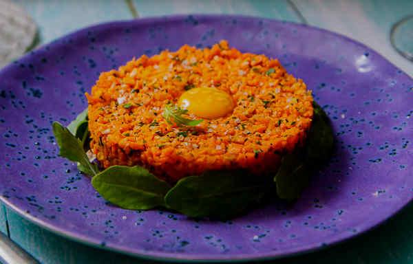 Carrot Tartare Recipe